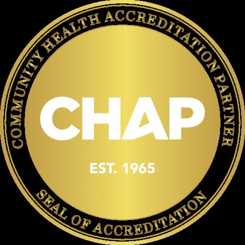CHAP logo